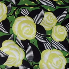 2013 new Vera Bradley fabric Remnant 100% Cotton La Neon Rose 1 Yard