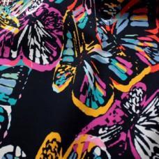Vera Bradley New Fabric Remnant 100% Cotton 1 Yard