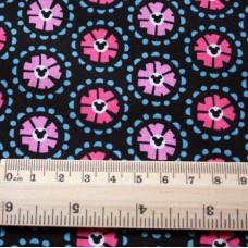 Vera Bradley 2017 Disney new Lining fabric Remnant 100% Cotton 1 Yard