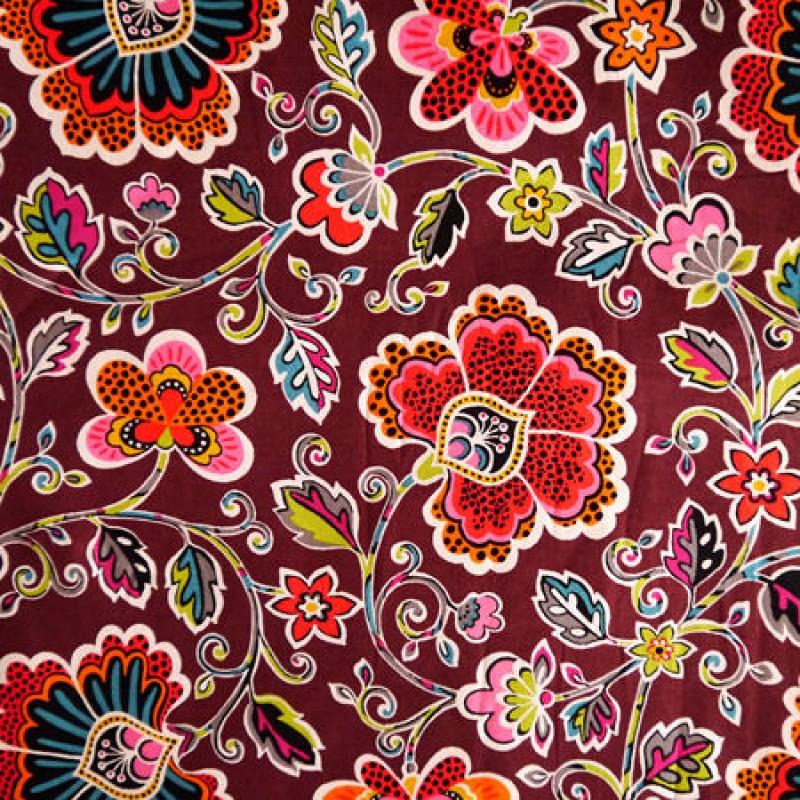 5dfaadc8c1f9 2015 New Patterns Vera Bradley fabric Remnant 100% Cotton 1 Yard