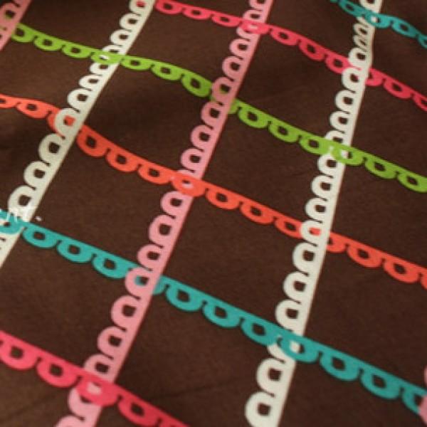 Vera Bradley fabric Remnant 100% Cotton Lola Lining 1 Yard
