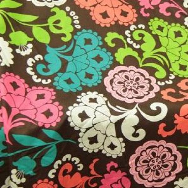 Vera Bradley fabric Remnant 100% Cotton Lola 1 Yard