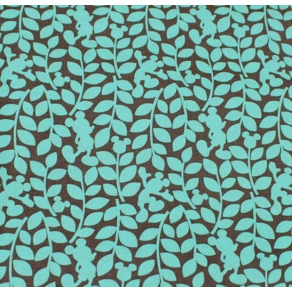 Mickey's Perfect Petals Lining fabric 1 Yard