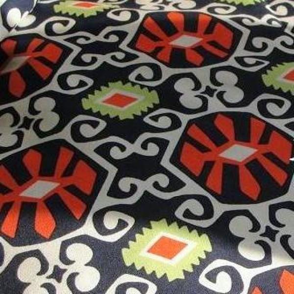 Vera Bradley fabric Remnant 100% Cotton Sun Valley 1 Yard