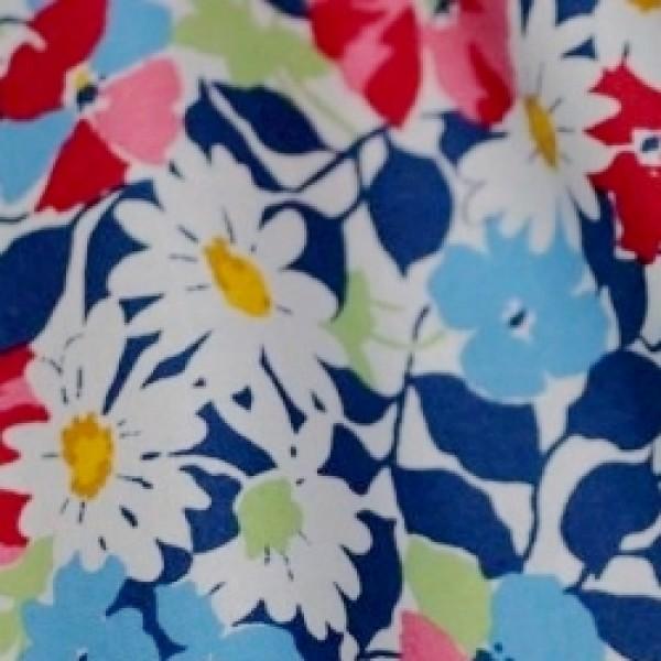 2013 new Vera Bradley fabric Remnant 100% Cotton Summer Cottage 1 Yard