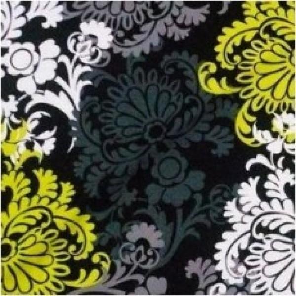Vera Bradley fabric Remnant 100% Cotton Baroque 1 Yard