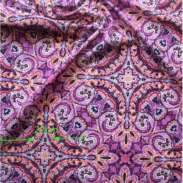 Vera Bradley 2018 New Fabric Remnant 100% Cotton 1 Yard
