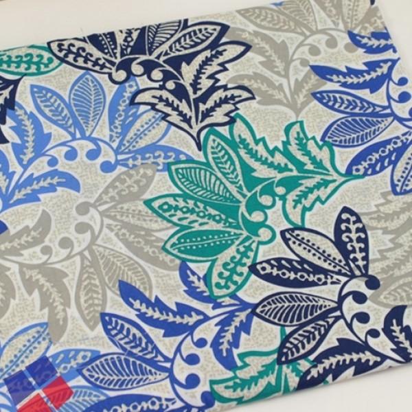 Vera Bradley 2017 Santiago new fabric Remnant 100% Cotton 1 Yard