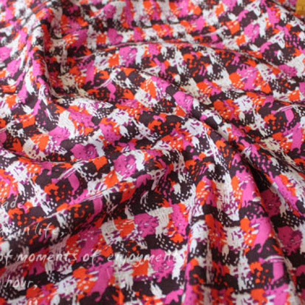 Vera Bradley new fabric Remnant 100% Cotton 1 Yard