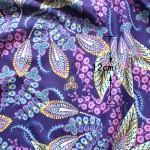 Vera Bradley 2018 New Fabric Remnant 100% Cotton 1 Yard