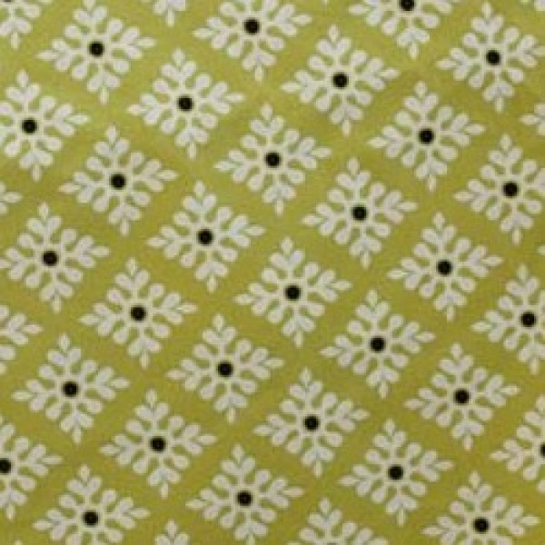 Vera Bradley fabric Remnant 100% Cotton Baroque lining 1 Yard