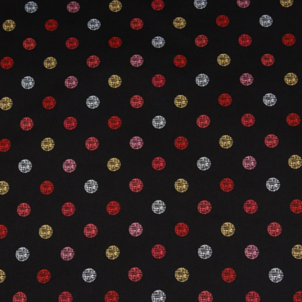 Vera Bradley Havana Rose Lining fabric Remnant 100% Cotton 1 Yard